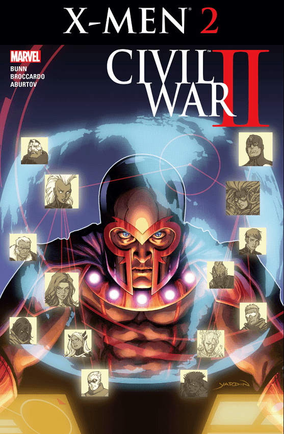 Civil War II: X-Men #2 Review