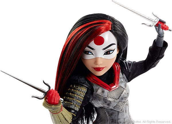 Mattel's DC Super Hero Girls: The Fight To Do Great Things