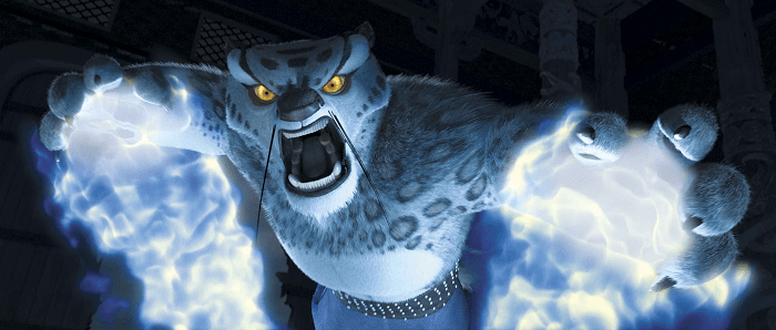 Top 5 Dead Or Alive: Tai Lung (Kung Fu Panda)