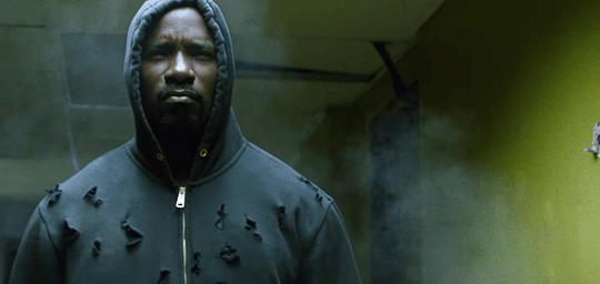Luke Cage Trailer: Shimmy Ya on All Y'all Faves