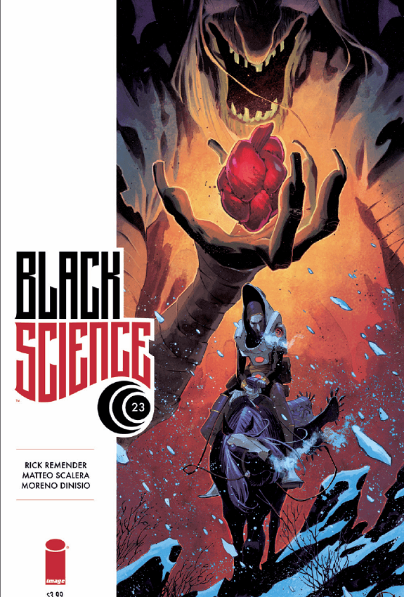Advance Review: Black Science #23