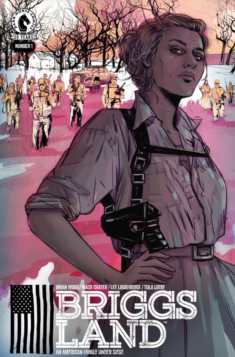 Briggs Land #1 Review