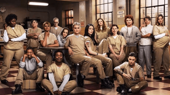 Actually, I Don't Have Time:  Breaking up with Orange Is the New Black