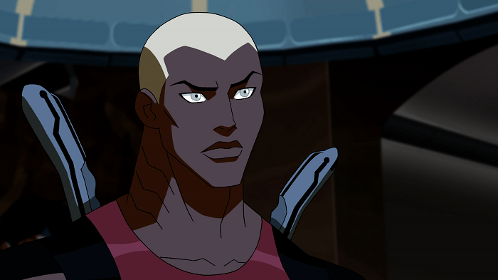 Top Five Dead or Alive: Kaldur'ahm aka Aqualad (Young Justice)
