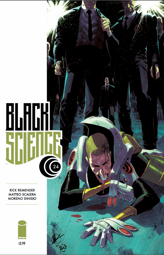 Black Science #24 Review