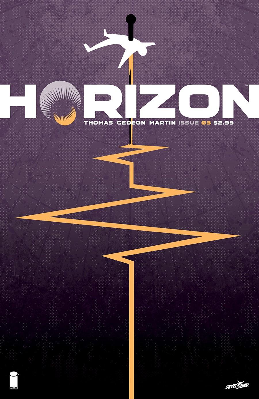 Horizon #3 Review