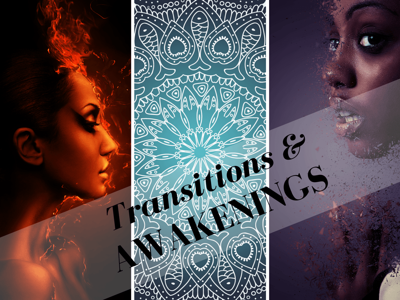 Transitions & Awakenings: A New Anthology from Sanguine Press