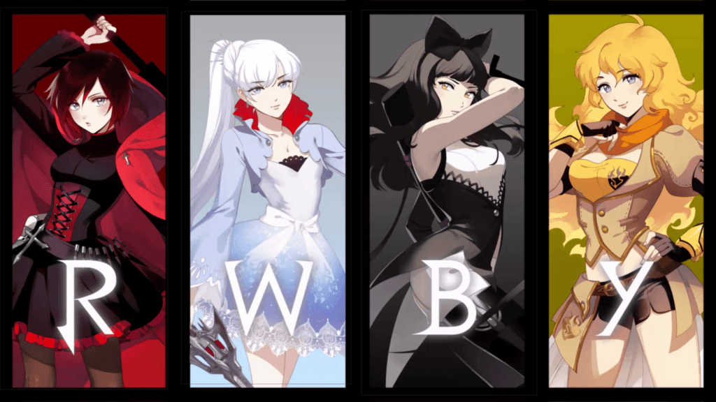 Get Ready to Geek Out: RWBY Volume 4 Premieres October 22nd
