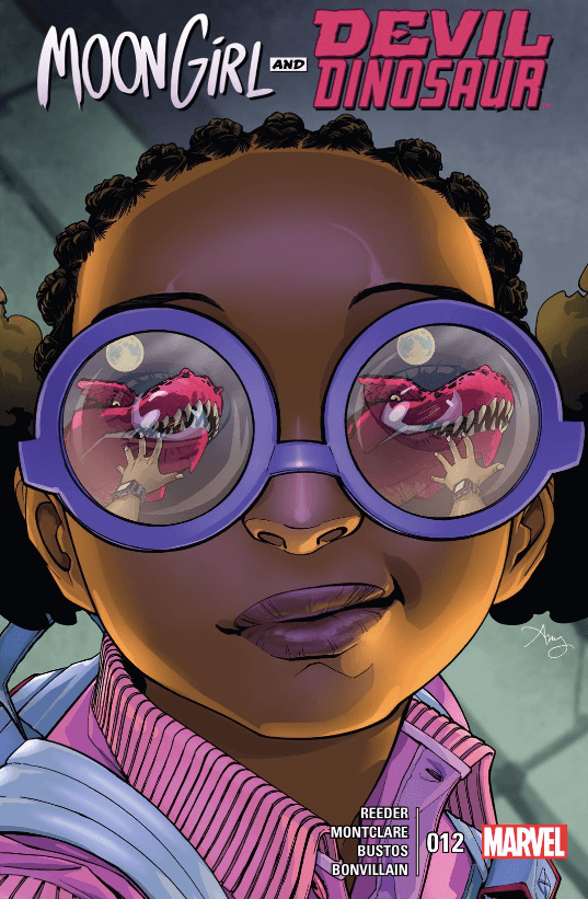 Moon Girl and Devil Dinosaur #12 Review