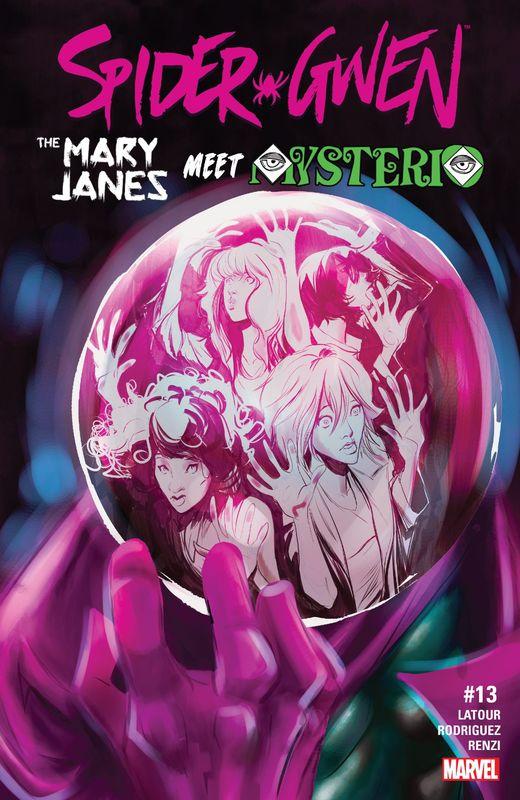 Radioactive Spider-Gwen #13 Review