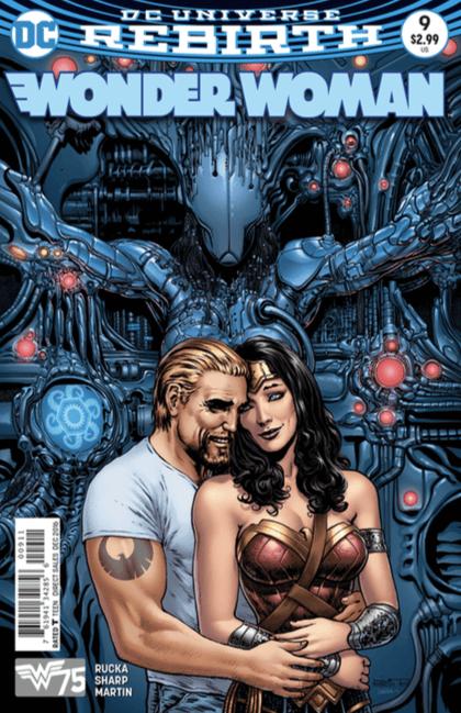 Wonder Woman #9 Review