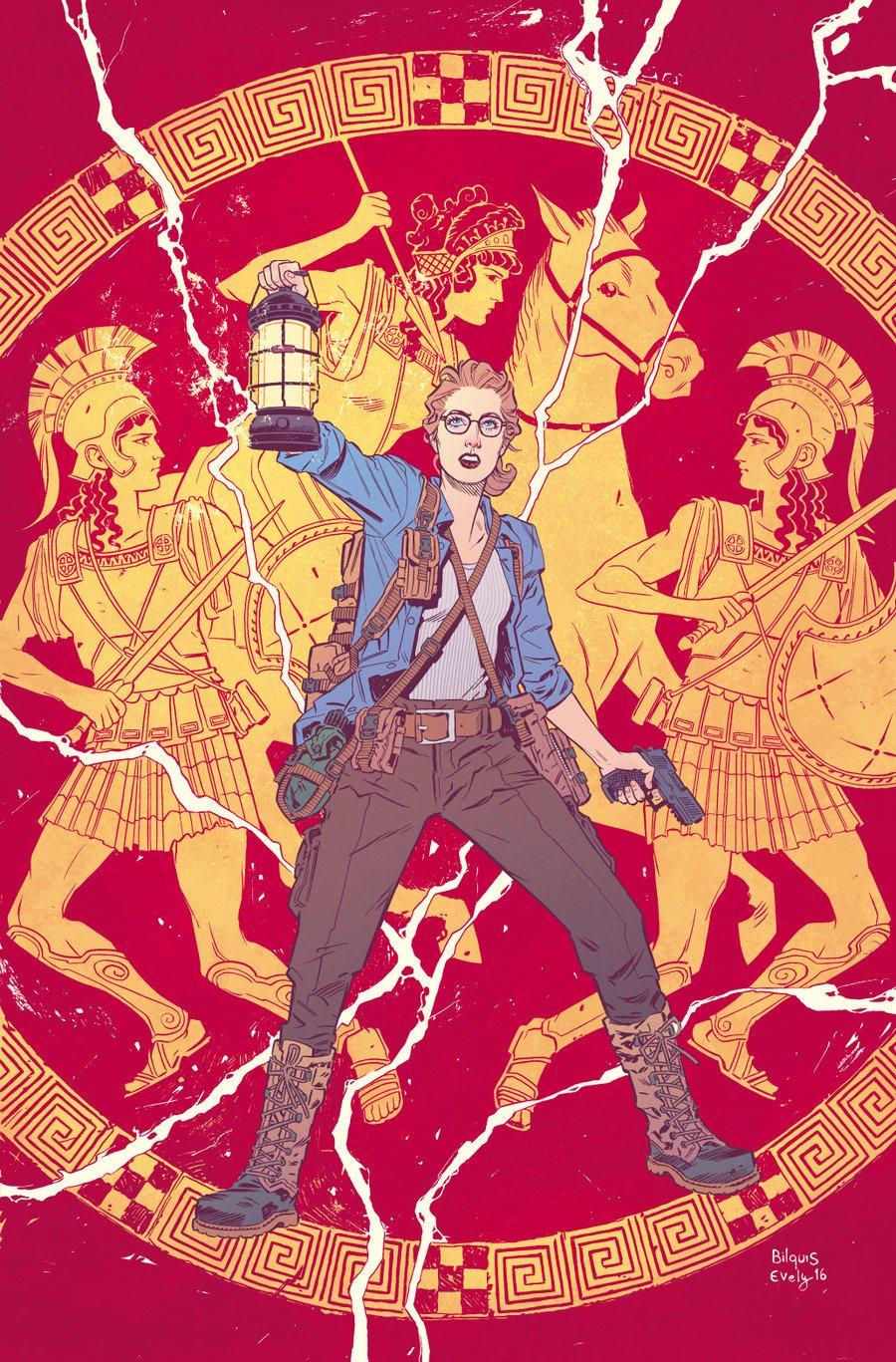 Wonder Woman #8 Review