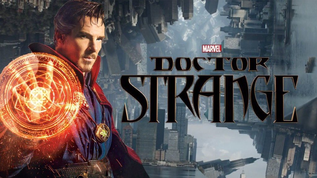 Doctor Strange is Marvel's Most Psychedelic Effort Yet