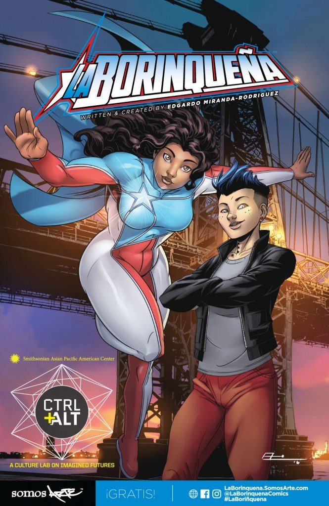 La Borinqueña: The Necessity of the Unsaid