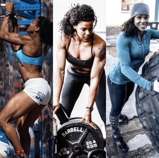 #GrownWomanStrong: Elite Athlete Elisabeth Akinwale Talks Bodies, Books, And Representation
