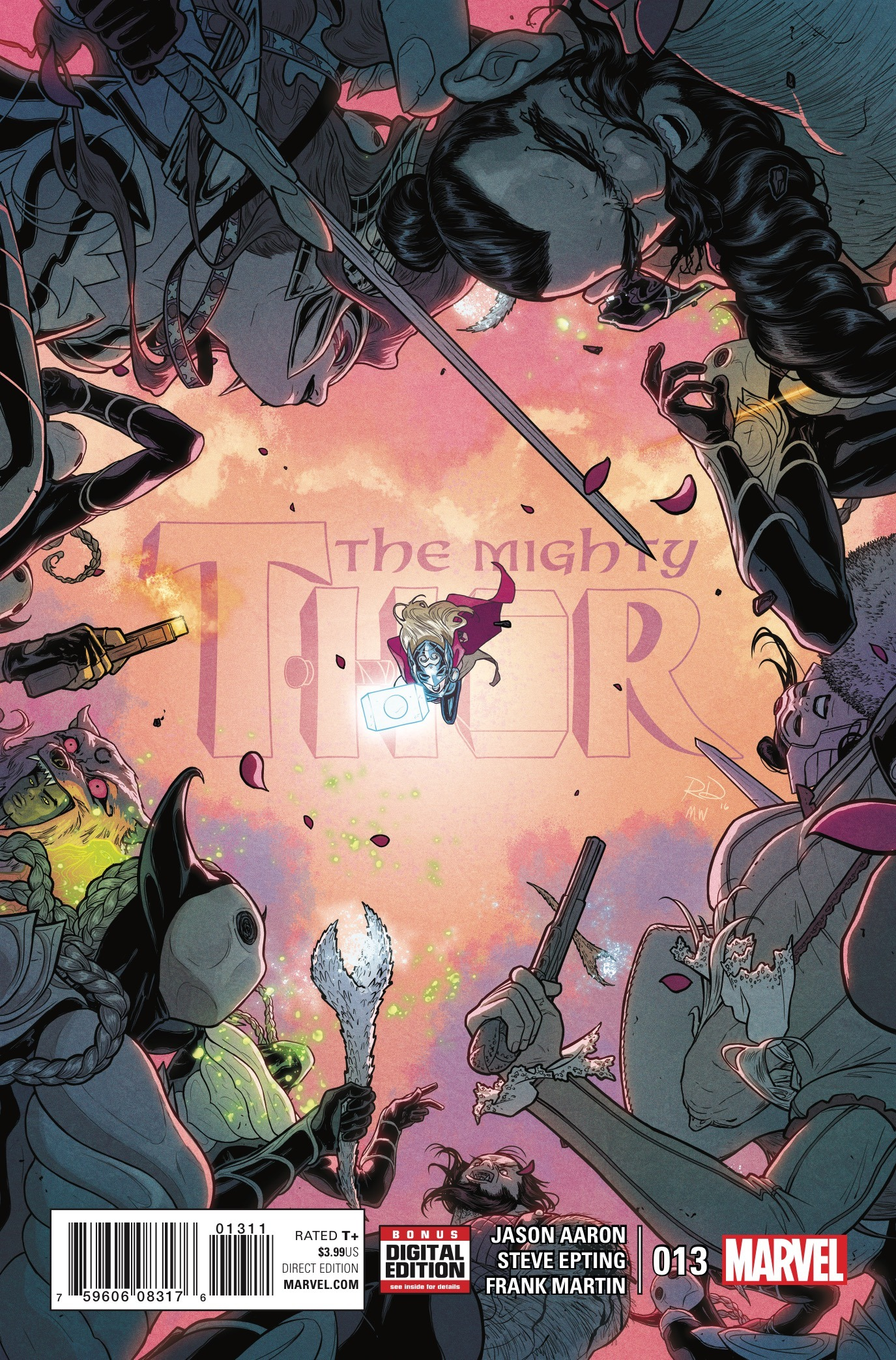 The Mighty Thor #13 Review