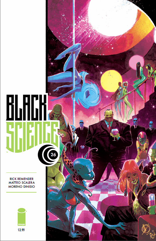 Black Science #26 Review
