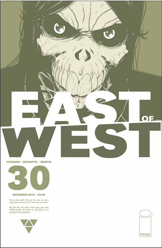 East of West #30 Review