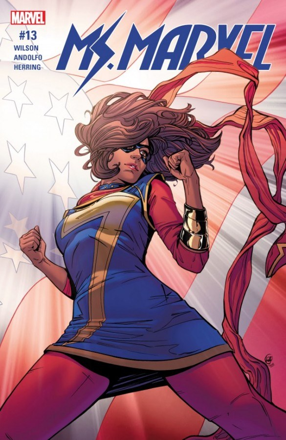 Ms. Marvel #13 Review