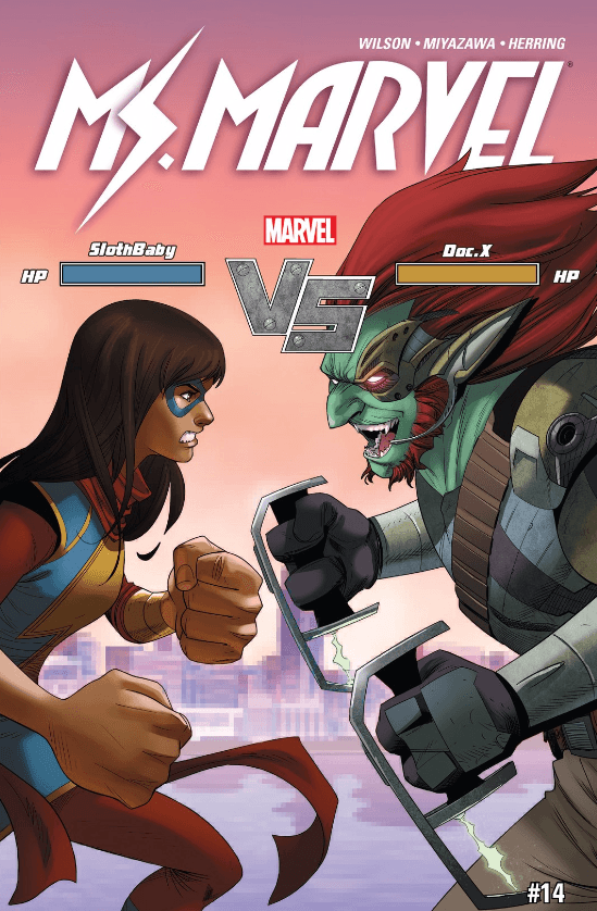 Ms. Marvel #14 Review
