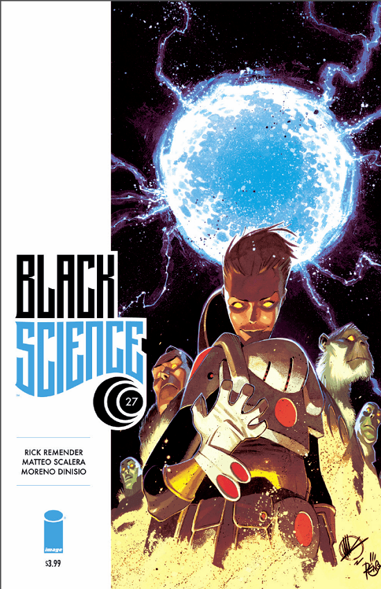 Black Science #27 Review