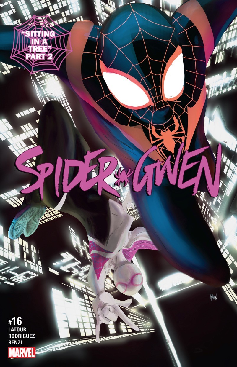 Radioactive Spider-Gwen #16 Review