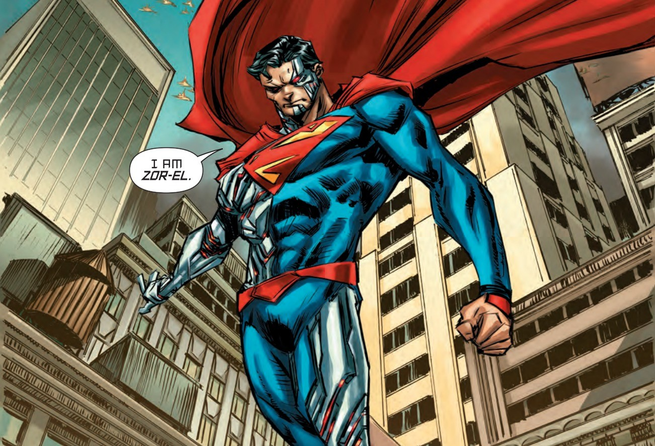 Supergirl #5 Panel