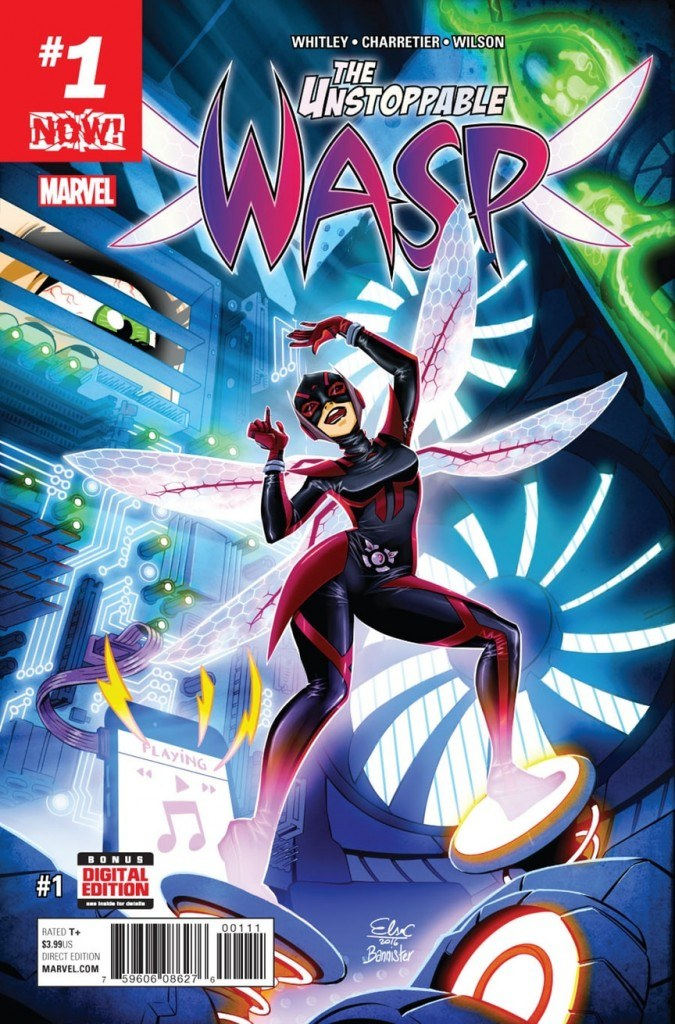 Unstoppable Wasp #1 Review