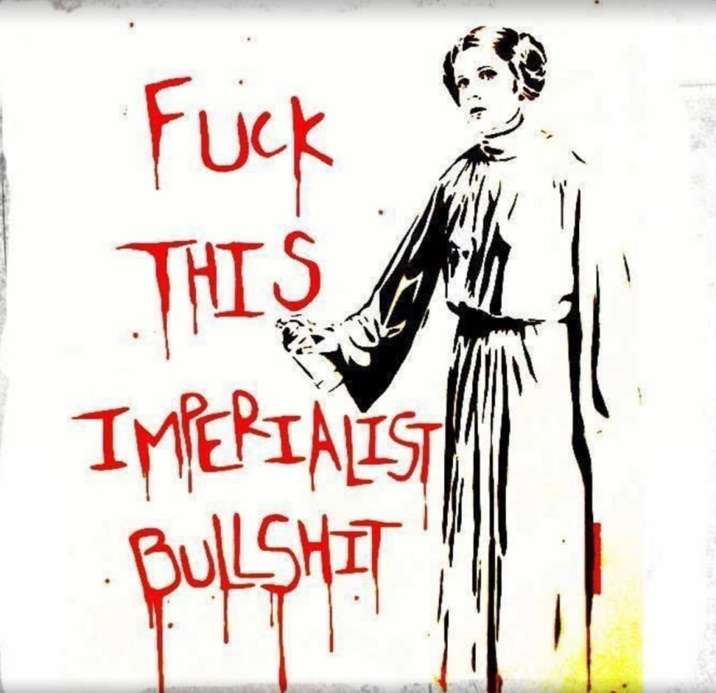 imperialist bullshit