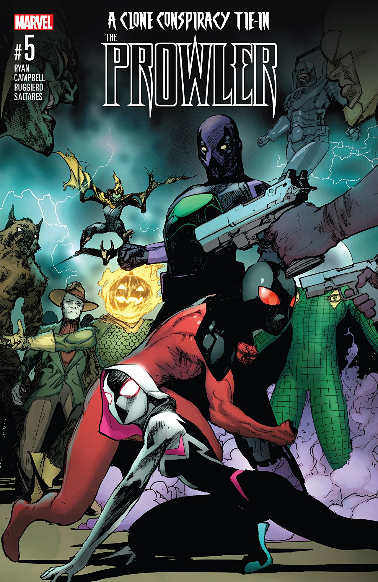 The Prowler 5 Review Black Nerd Problems