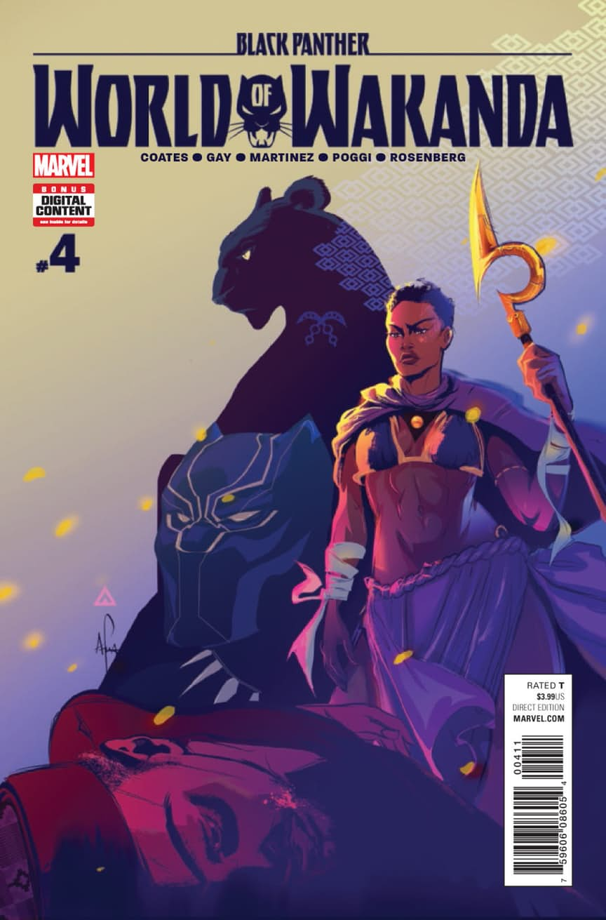 Black Panther: World of Wakanda #4 Review
