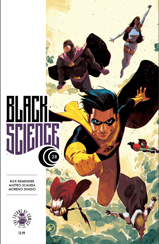 Black Science #28 Review