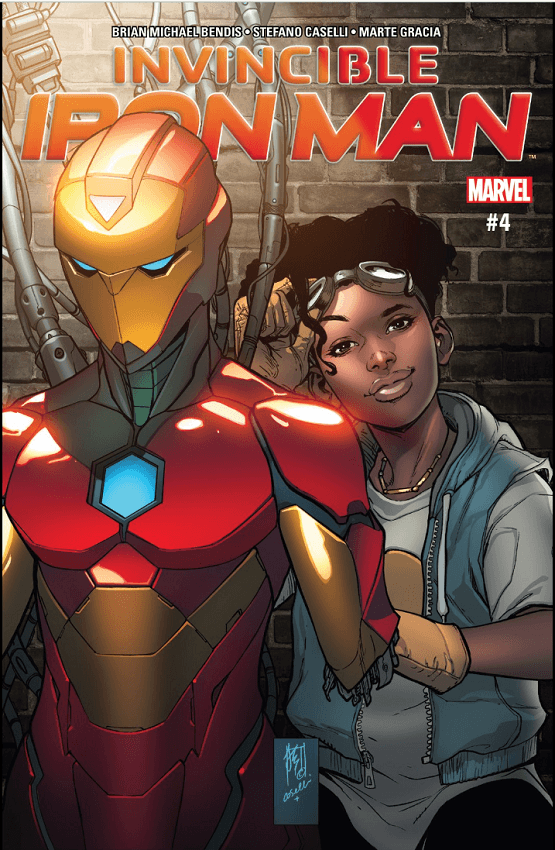 Invincible Iron Man #4 Review
