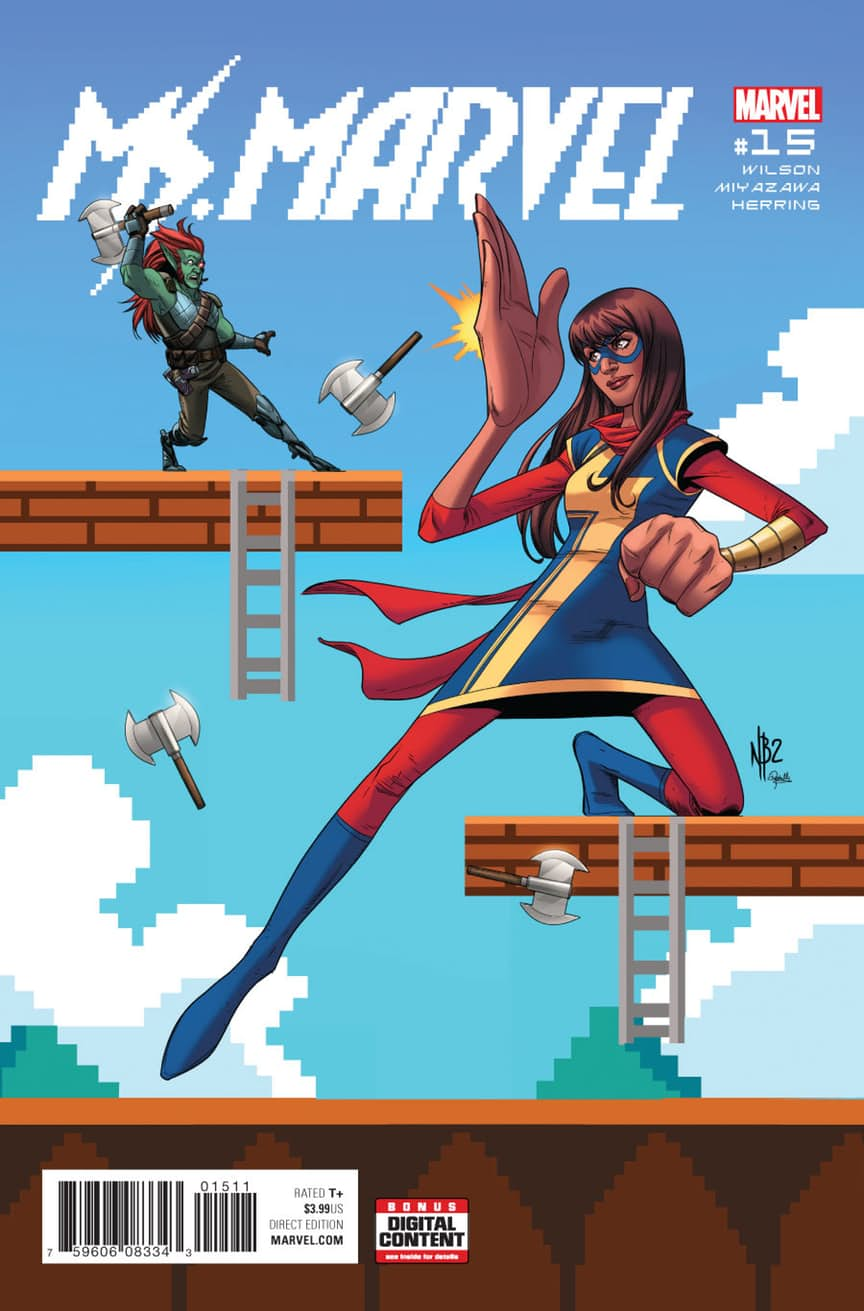 Ms. Marvel #15 Review