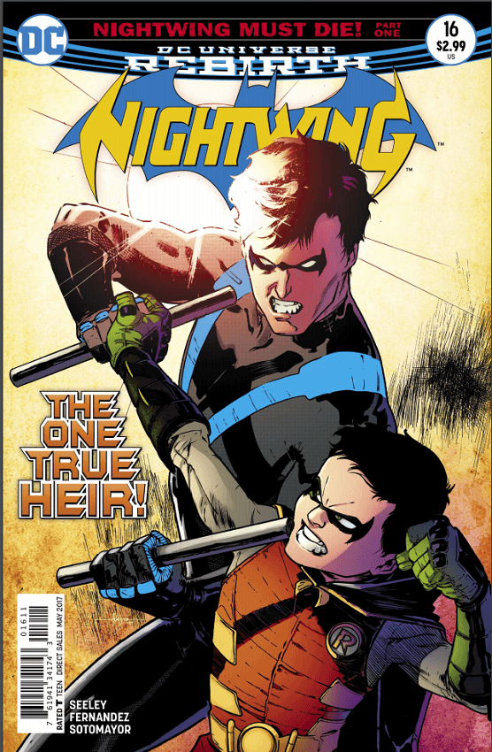 Nightwing #16 Review