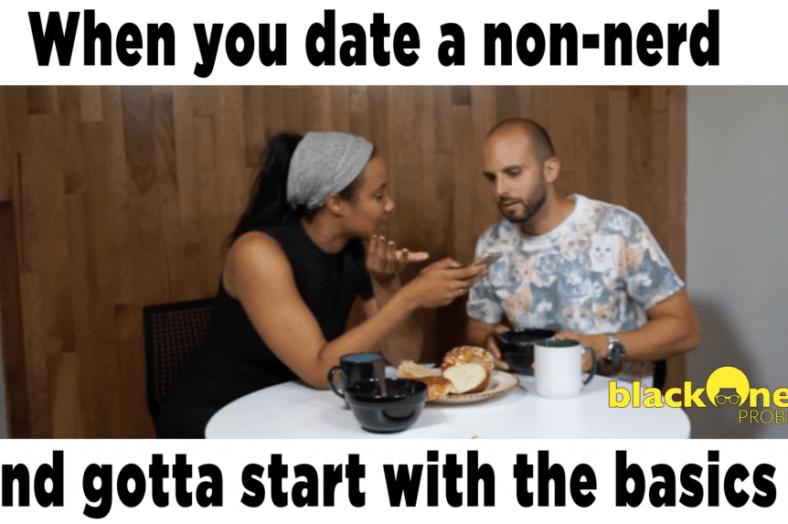 black nerd dating