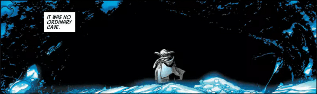 Star Wars #28 Panel