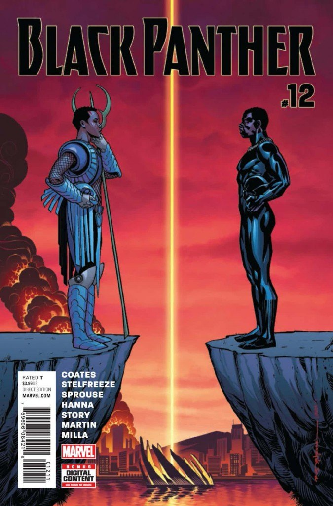 Black Panther #12 Review
