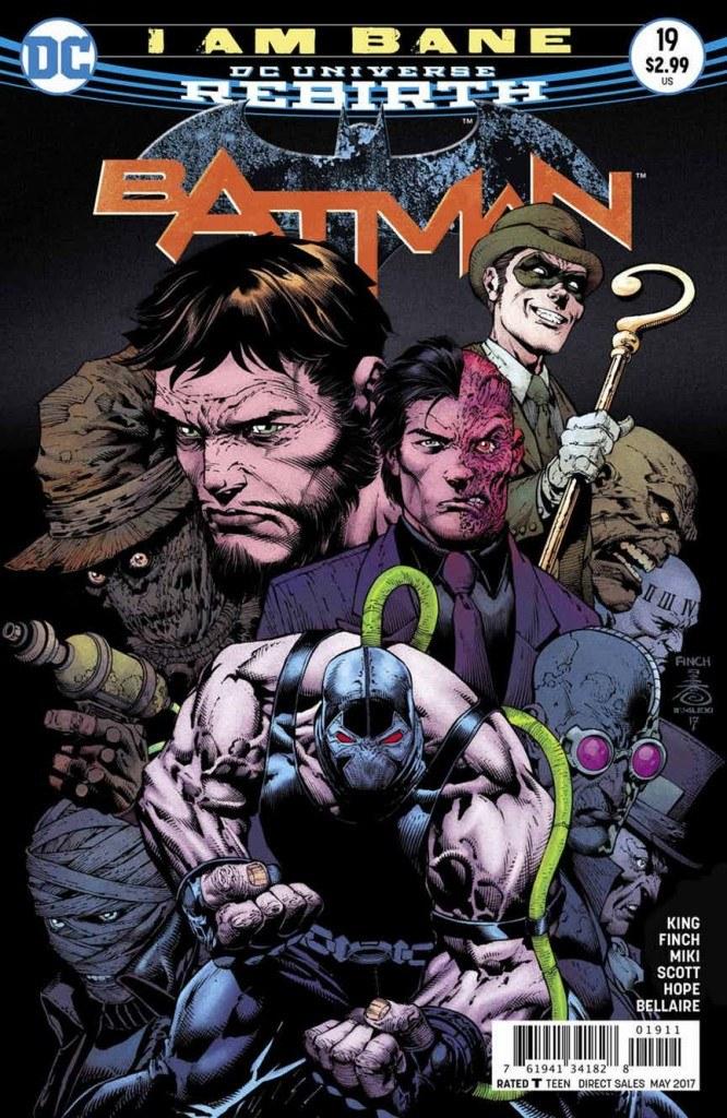 Batman #19 Review