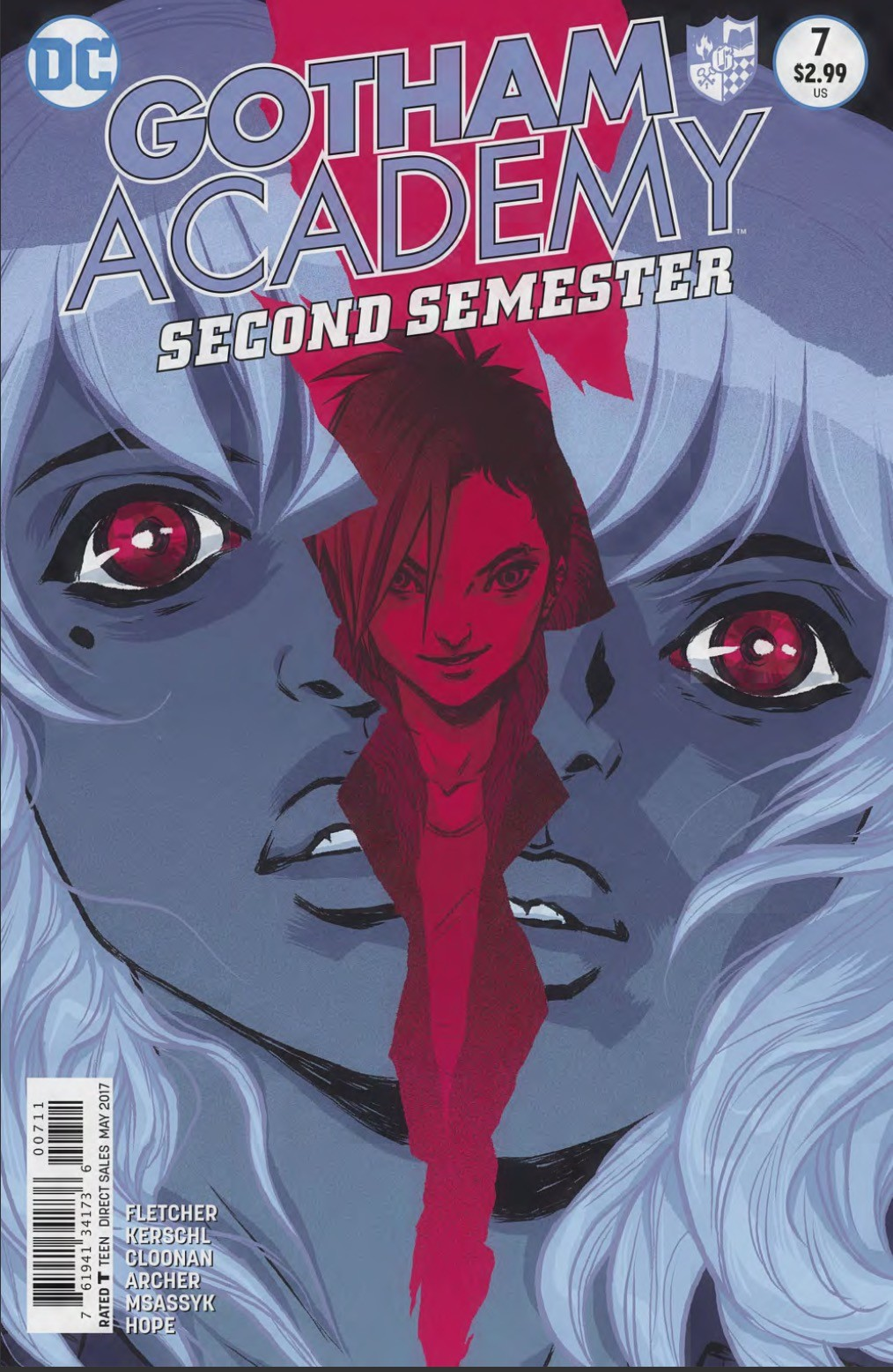 Gotham Academy Second Semester #7 Review