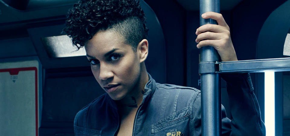 The Expanse Naomi Nagata Deserves All The Awards Black