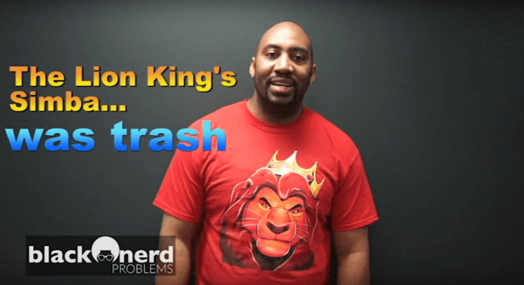 [Video] We Can Stop Pretending That Simba Wasn't Garbage In The Lion King