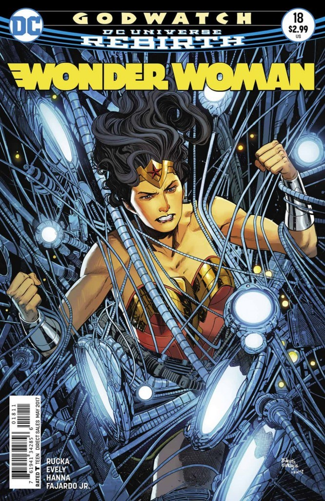 Wonder Woman #18 Review
