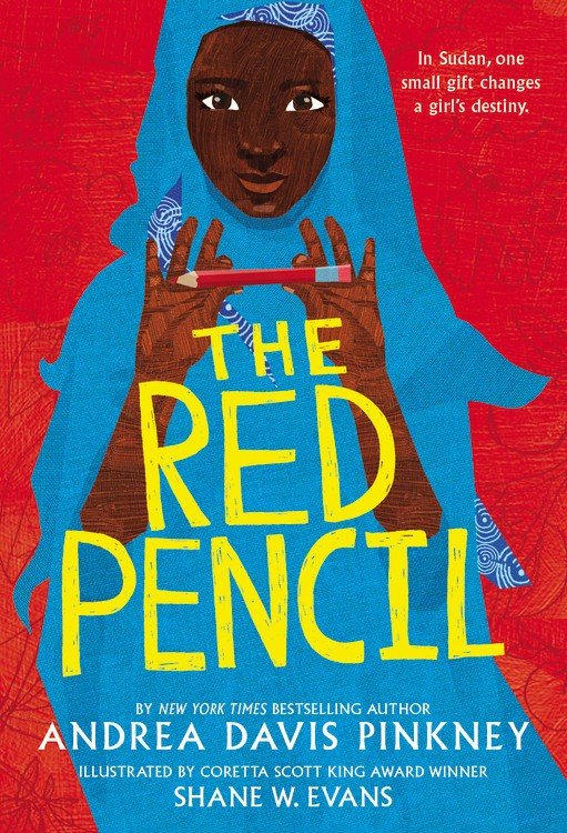 """The Red Pencil"" by Andrea Davis Pinkney Is a Must For Your Reading Pleasure"