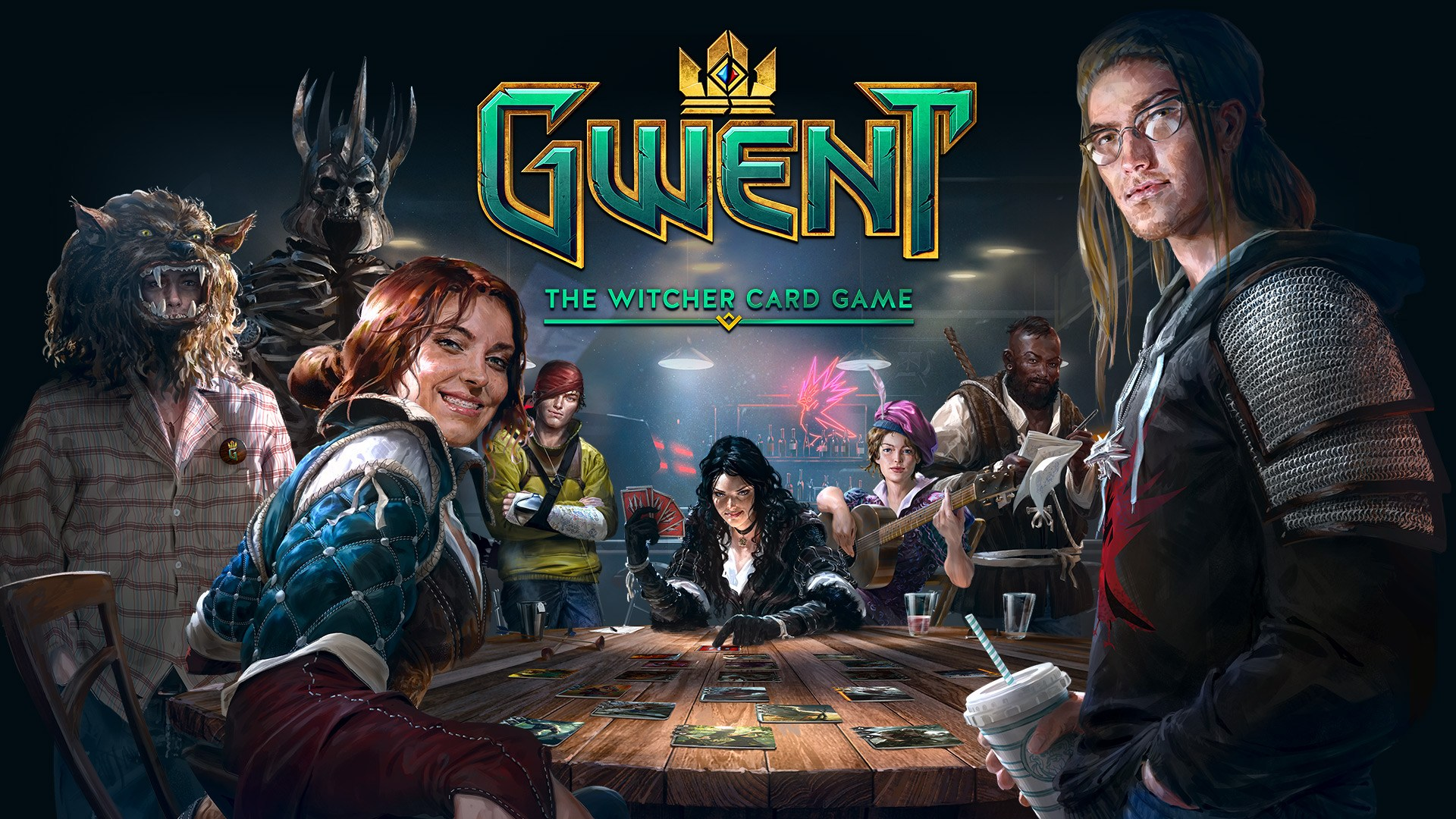 Gwent Stands Alone: The Witcher's Card Game Comes to Life