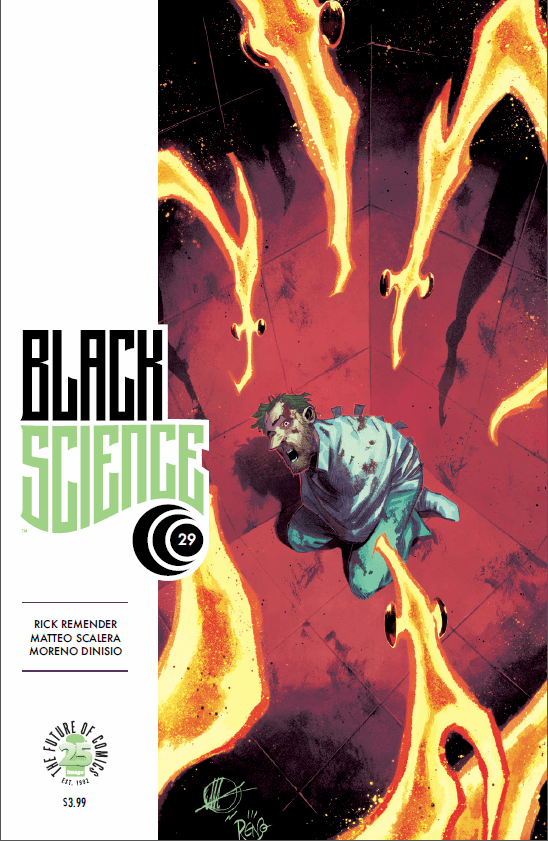 Black Science #29 Review