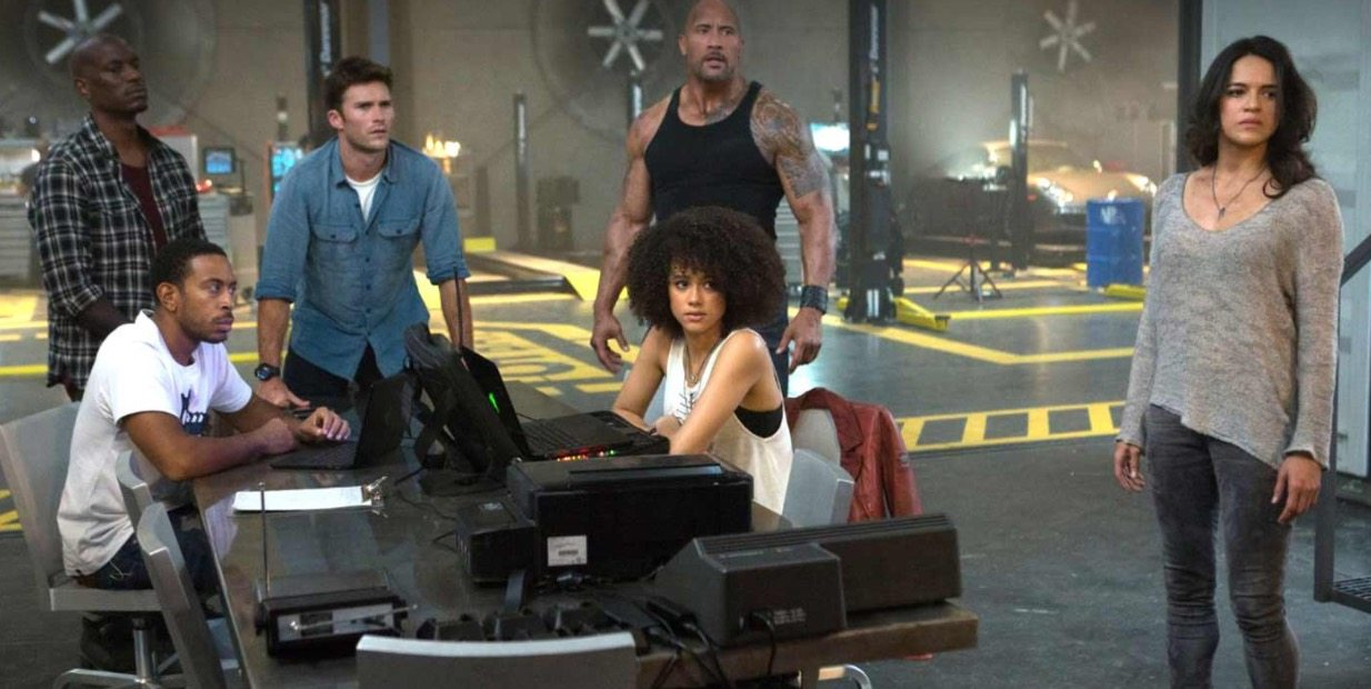 Fate of the Furious Is the Greatest [Furious] Movie of All Time