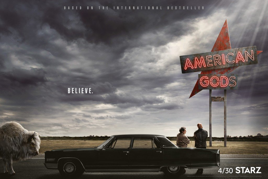 25 Fun Facts About the New 'American Gods' TV Series