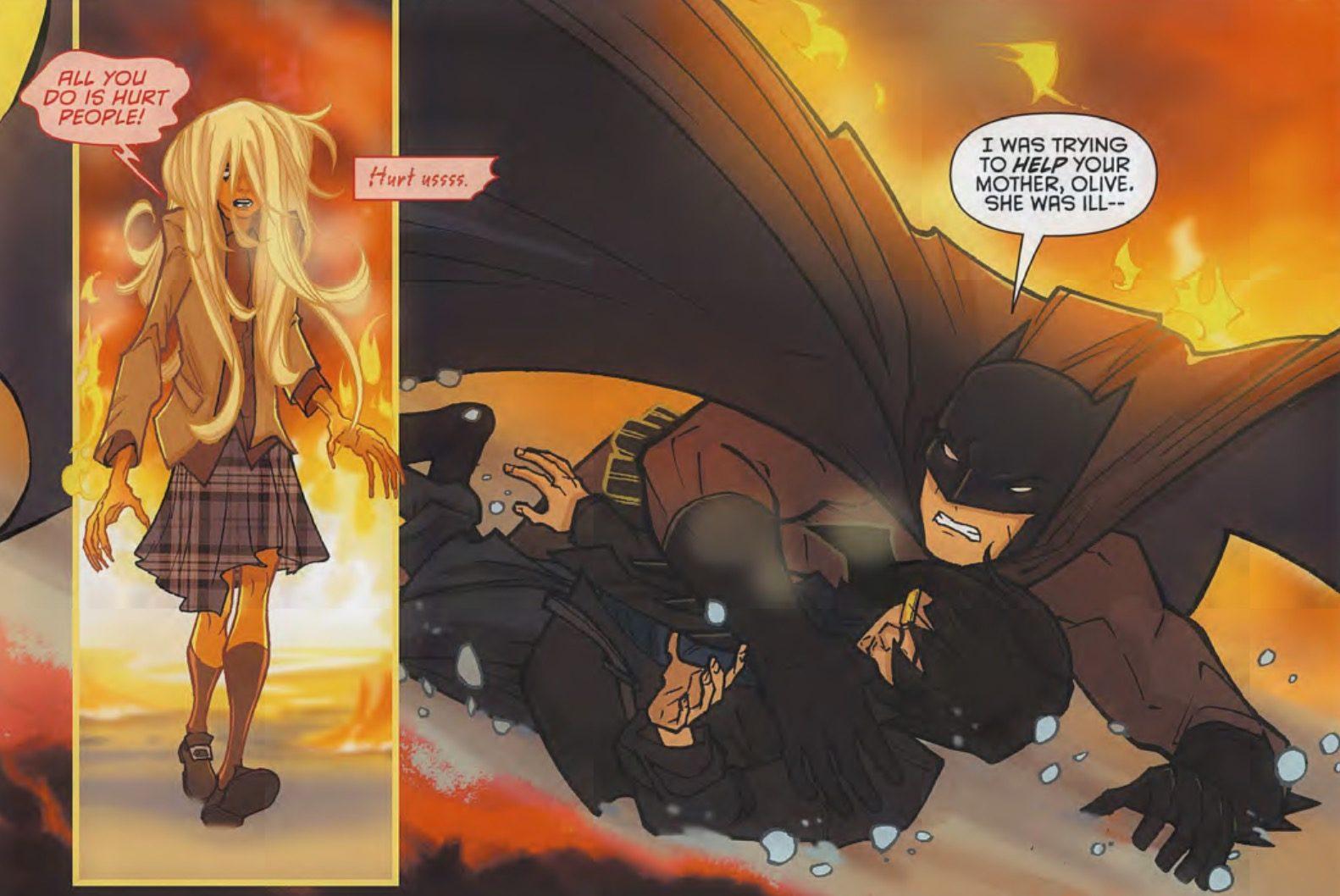 Gotham Academy Second Semester #8 Panel 2
