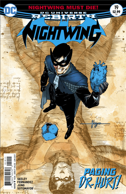 Nightwing #19 Review